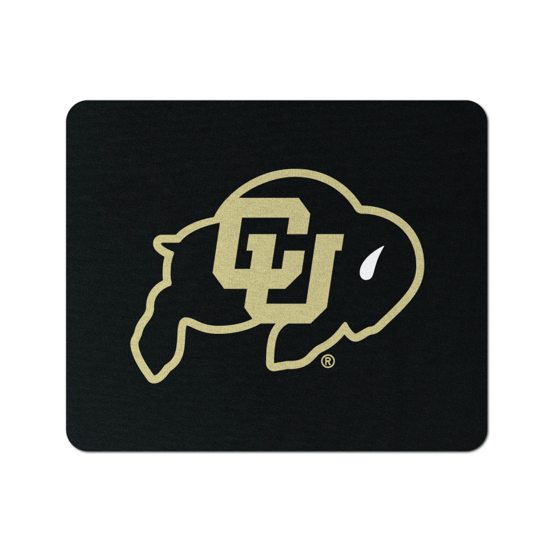 University of Colorado Black Mouse Pad, Classic