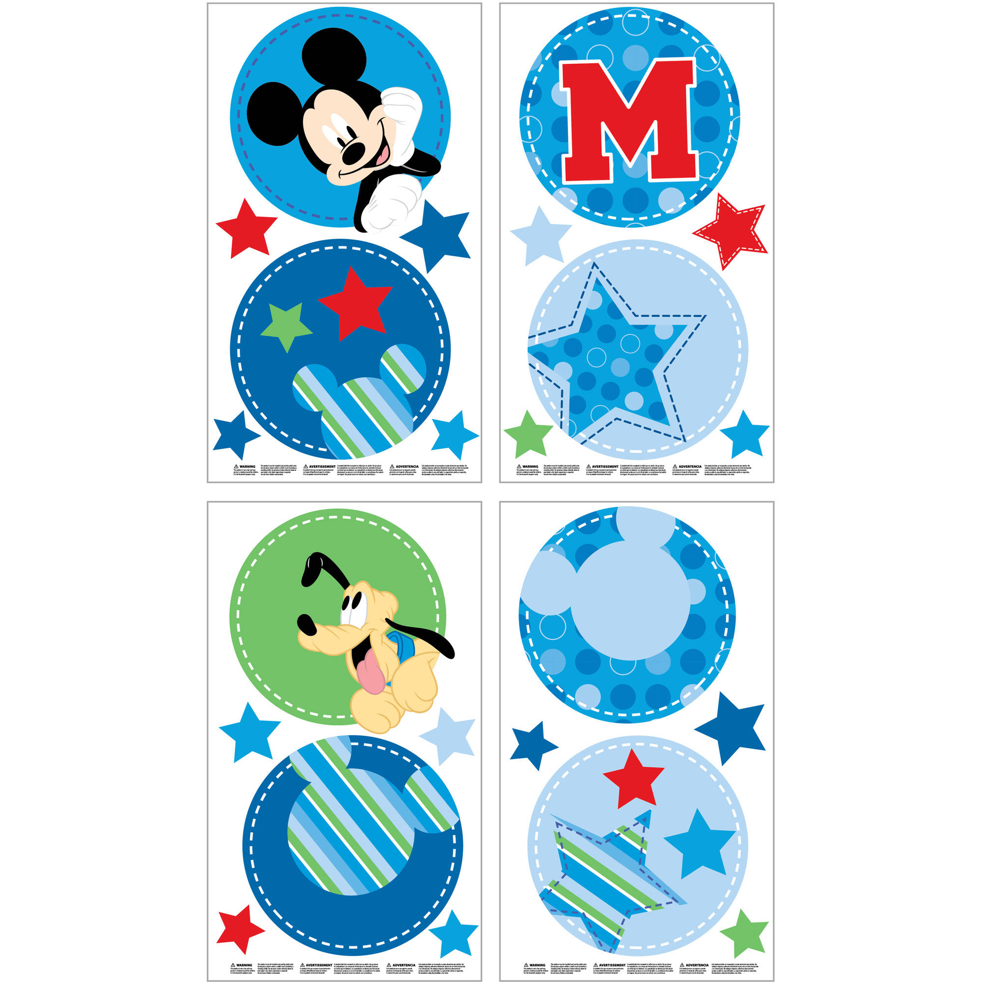 Disney Mickey Mouse Wall Decals
