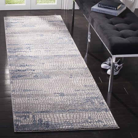 - Safavieh Meadow Naples Abstract Area Rug or Runner