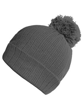 3bfc6224b41 Product Image Unisex Pom Pom Men s Women s Winter Beanie Knit Warm Caps Hat  Cyber Monday Deal
