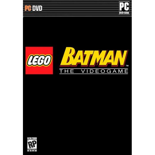 LEGO Batman: The Video Game, WHV Games, PC Software, 883929020683