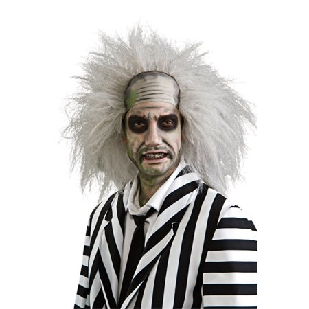 Beetlejuice Adult Halloween Wig