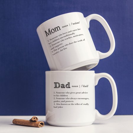 Pa Definition Large Coffee Mugs Set Of 2