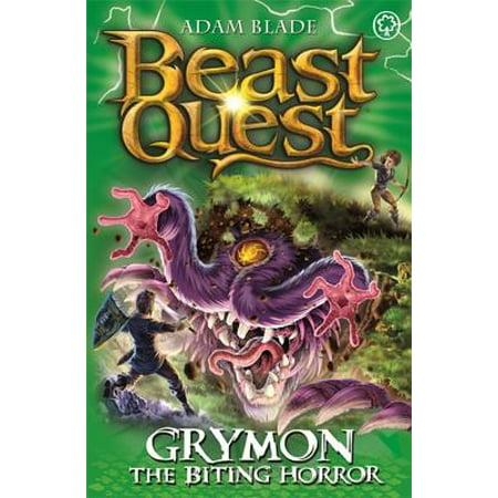 Beast Quest: Grymon the Biting Horror : Series 21 Book