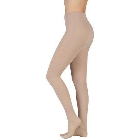 Juzo 2002 Soft Open Toe Pantyhose - 30-40 mmHg (Petite Open Toe)