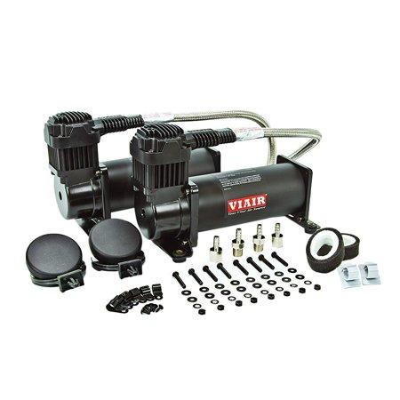 VIAIR 444C Dual Performance Value Pack Air Compressors, Stealth