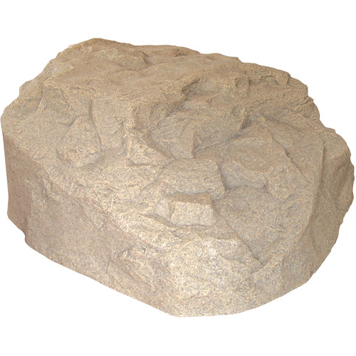 Landscape Rock – Natural Sandstone Appearance – Low Profile Boulder – Lightweight – Easy to Install