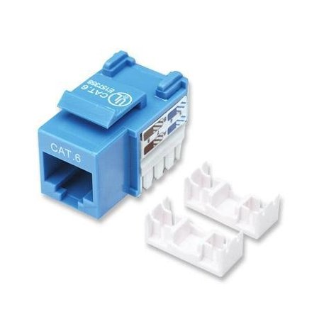 Intellinet Network Solutions Cat6 Keystone Jack 210737