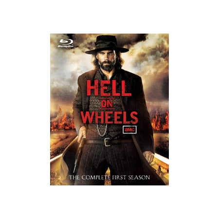 Hell on Wheels: The Complete First Season (Trivium Into The Mouth Of Hell We March)