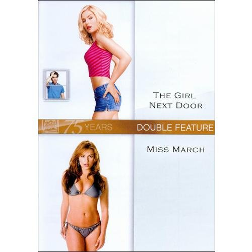 The Girl Next Door / Miss March (Double Feature) (Fox 75th Anniversary) (Widescreen, ANNIVERSARY)