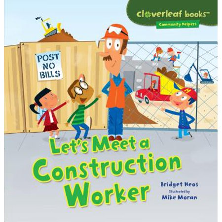 Let's Meet a Construction Worker - Village People Construction Worker