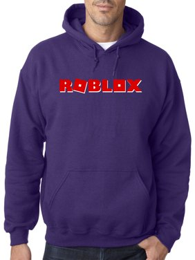 183452d709b Product Image New Way 922 - Adult Hoodie Roblox Logo Game Filled Sweatshirt  Small White