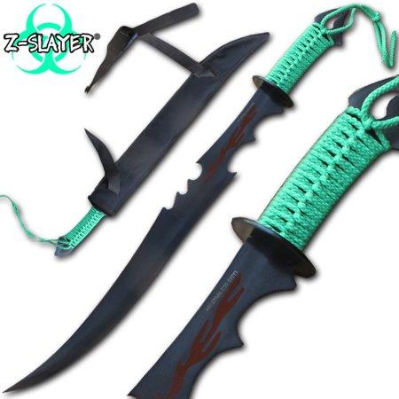 Apocalypse Sword - Z-Slayer Zombie Apocalypse Sword UNDEAD