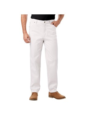 Liberty Blues Men's Big & Tall Liberty Blues Relaxed Fit 5-pocket Stretch Jeans