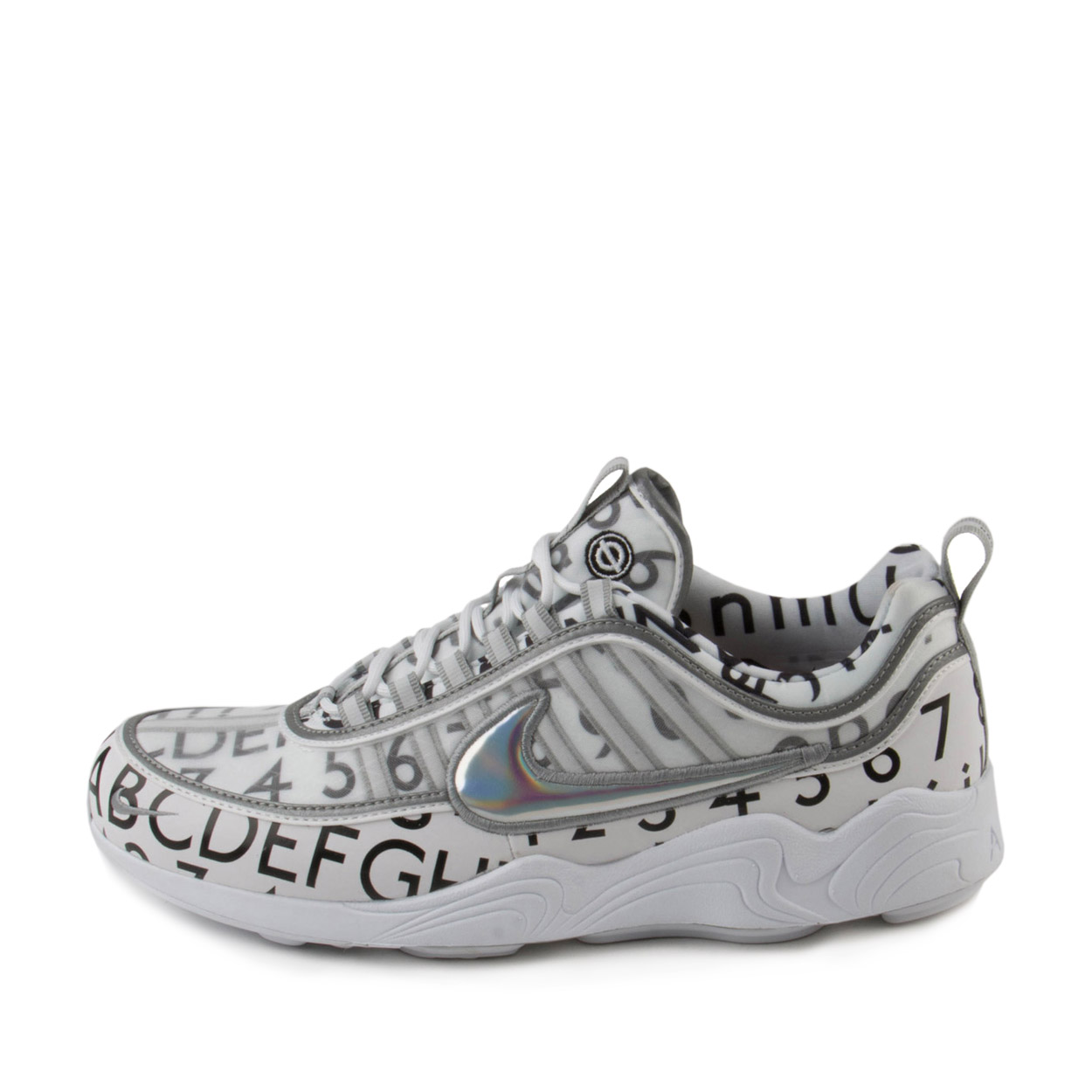 Nike - Nike X Roundel Mens Air Zoom Spiridon  16 GPX White Multi-Color  904336-100 - Walmart.com 794636d0c