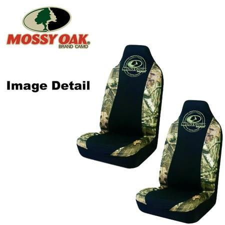 Front Car Truck Suv Bucket Seat Covers Mossy Oak