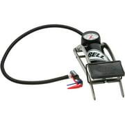 Bell Sports AirStomper 200 Bicycle Foot Pump with Pressure Gauge, Black