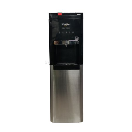 Whirlpool Self-Cleaning, Bottom Loading, Hot, Cool and Cold, Water Dispenser with Stainless Door
