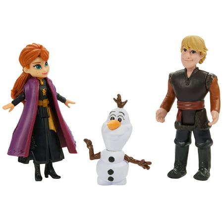 Frozen 2 Peel and Reveal Playset, Anna, Elsa, Olaf, Kristoff, the Nokk