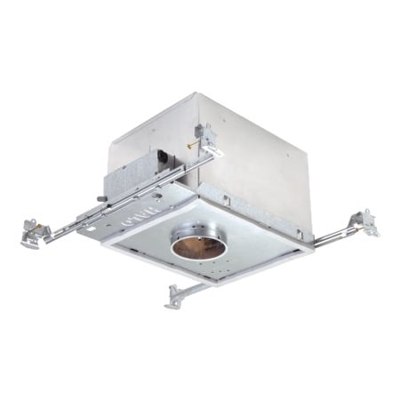 "Eaton Lighting H38LVICAT Halo Insulation Contact Rated New Construction Recessed Housing for 3"" Trim Size"