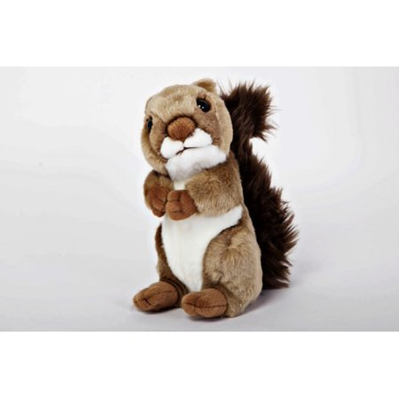 Squirrel - Cabin Critters Stuffed Animal -  North American Wildlife Collection - Life Size Stuffed Dummy