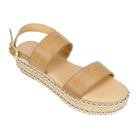 068a586cbe19 Seven Dials - Womens Berenice Platform Espadrille Sandals