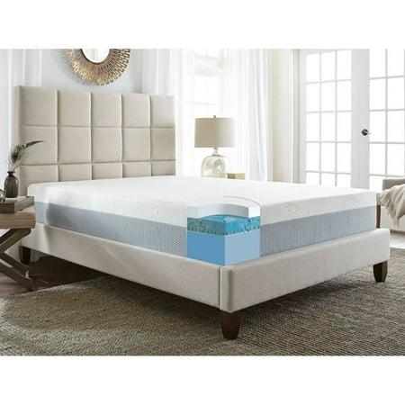 contura iii 12 medium firm memory foam mattress multiple sizes - Memory Foam Bed Frame