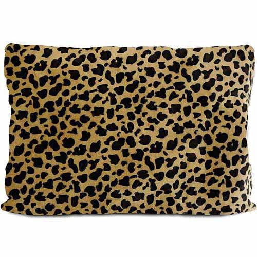 """20"""" x 26"""" Pillow, Cheetah Mink"""