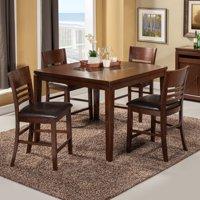 Alpine Furniture Granada 5 Piece Dining Table Set