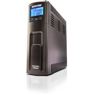 ETR550LCD 550VA/330W LINE INTERACTIVE UPS AVR 4BAT/4SURGE USB