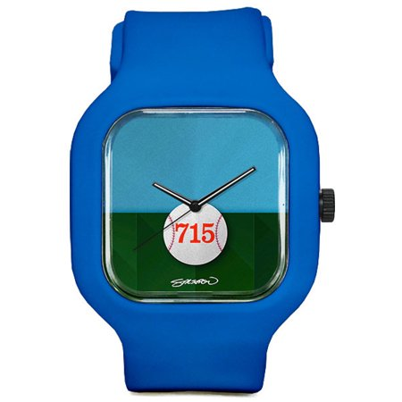 Atlanta Braves Turner Field Minimalist Sport Watch - Blue - No Size