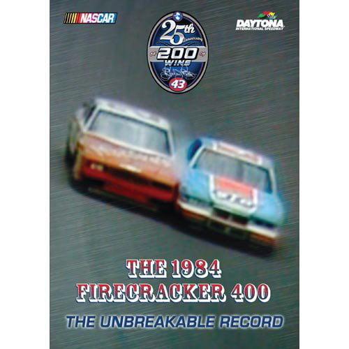 1984 Firecracker 400: Richard Petty's 200th Victory
