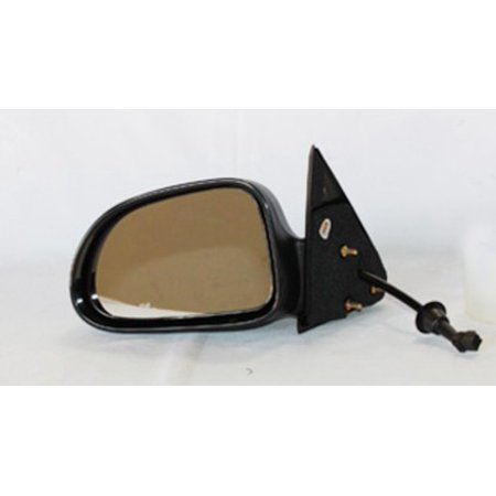 NEW LH DOOR MIRROR FITS DODGE 01-04 DAKOTA DURANGO POWER W/O HEAT CH1320198 DG41EL CH1320198 55077251AB 60086C DG41EL Dodge Durango Mirror Lh Driver