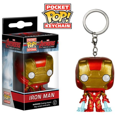 Image result for ironman funko keychain