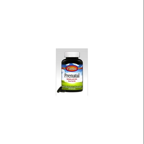 PreNatal Multiple with DHA Carlson Laboratories 60 Softgel