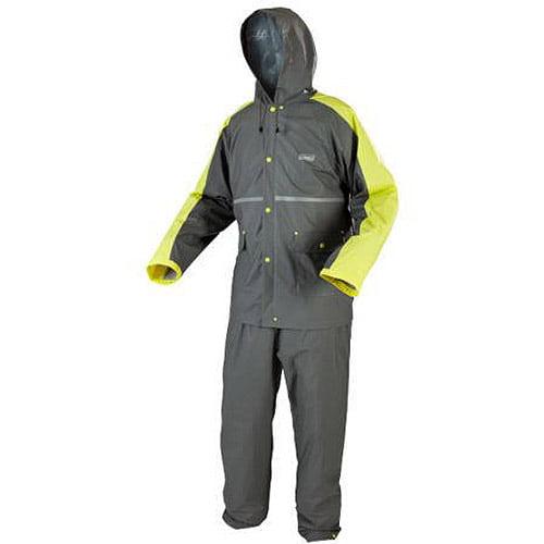 Coleman Apparel PVC/Nylon Rain Suit
