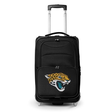 Jacksonville Jaguars 21u0022 Rolling Carry-On Suitcase