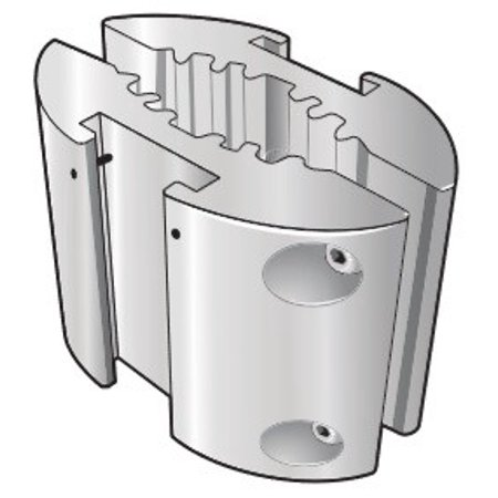 Mounting Bracket - Pole Clamp 15-50mm by Fisher & Paykel, (900MR030)