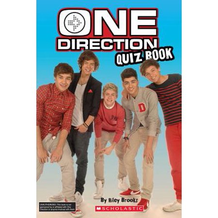 One Direction: Quiz Book - Halloween Quiz Level 1