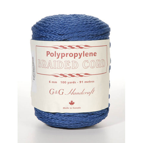 Macrame Cord Military 6Mm 100Yd