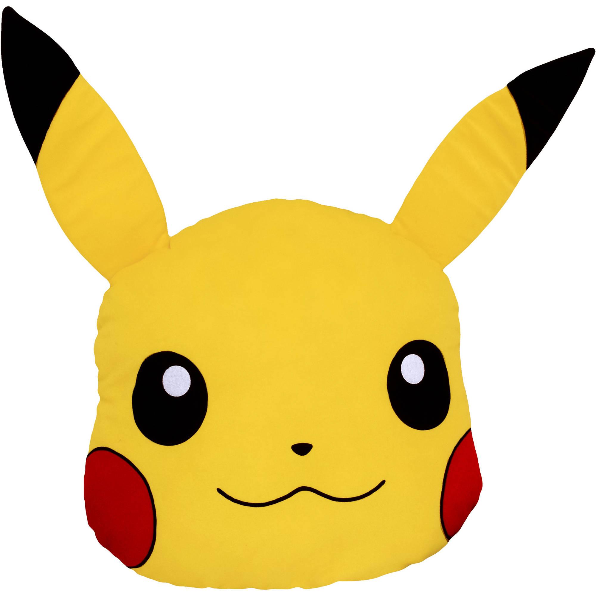 Pokemon Quot Choose Pikachu Quot 16 Quot X 16 Quot Character Pillow Head
