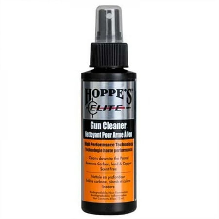 Elite Gun Cleaner - Hoppes Elite Gun Cleaner 2oz