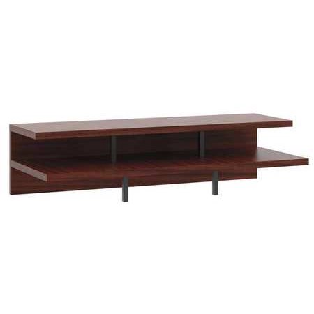 Basyx By Hon Hmng30stdm C1 A1 Worksurface Stadium Shelves 30 In Chstnt G0276991