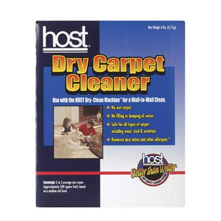 Racine Host Dry Carpet Cleaner