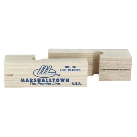 Marshalltown Wood Line Blocks