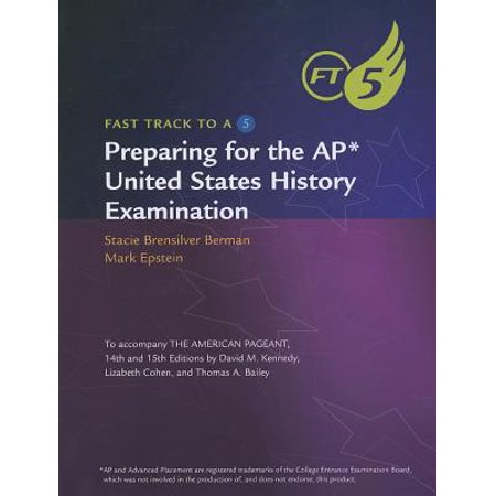 Preparing for the AP United States History (United States History Preparing For The Ap Exam)