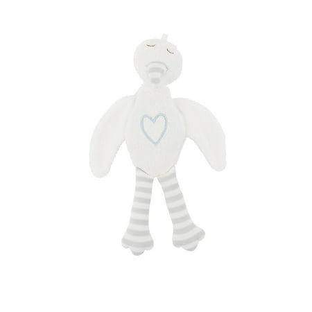 Nile Organic Cotton Bear - Under The Nile Baby Organic Cotton Stork Plush Animal Toy