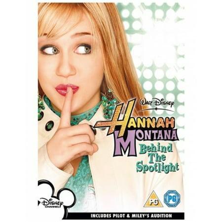 Hannah Montana   Miley Cyrus   Behind The Spotlight   Style F Movie Poster  11 X 17