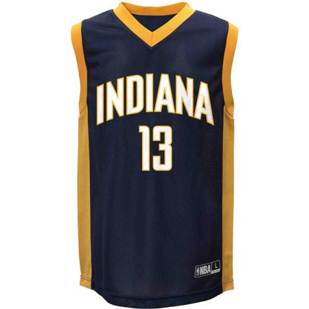 17e8c49375f ... NBA Indiana Pacers Paul George Youth Team Jersey ...
