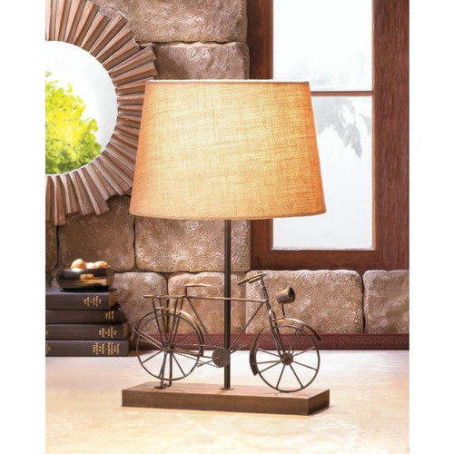 Core of Decor Old Fashion Bicycle 20'' Table Lamp